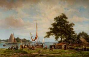 Loading Boats