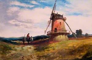 Smethwick Windmill