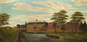 Etruria, Canal Front