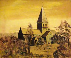 St Peter's, Blaina