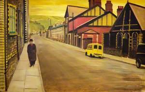 Queen Street, Abertillery