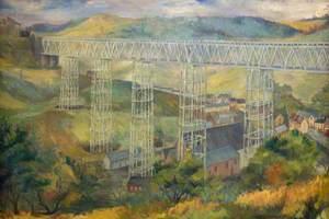 Crumlin Viaduct (1857–1966)
