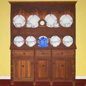 Orientation Panel; Welsh Dresser