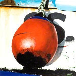 Float Painting III