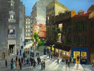 Impression of Athens