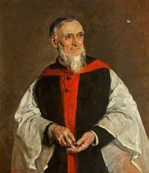 Reverend Canon Thompson, DD