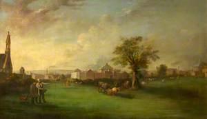 The Ten Acre Field, Cardiff