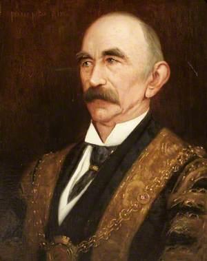 Alderman William Grey, Lord Mayor of Cardiff
