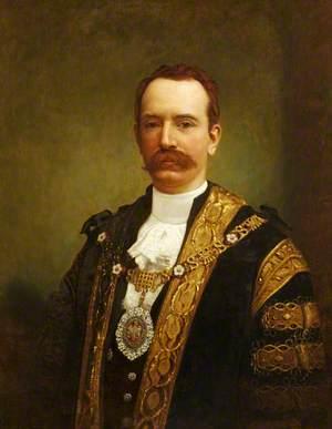 Alderman David Evans (1849–1907), Lord Mayor of London