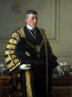 Councillor Robert J. Smith, Lord Mayor of Cardiff (1915–1916)