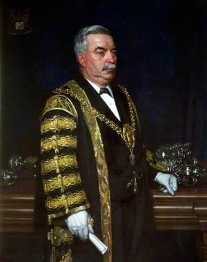 Alderman William Roberts, Lord Mayor of Cardiff (1917–1918)