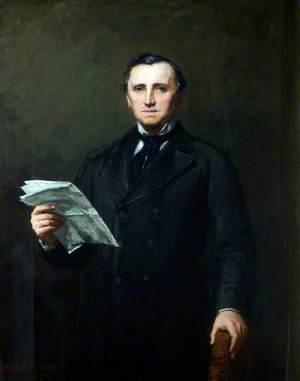 Alderman Charles Williams David, Five Times Mayor of Cardiff