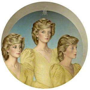 Princess Diana: A Triple Portrait