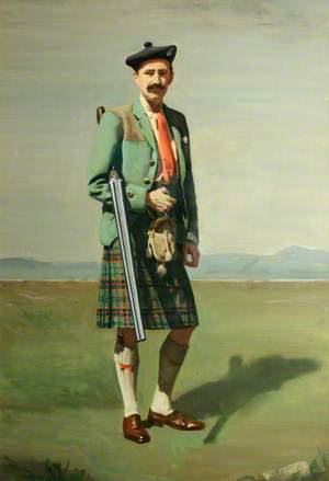 John Crichton-Stuart (1907–1956), 5th Marquess of Bute