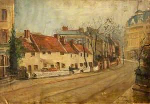 Old Spittal Cottages