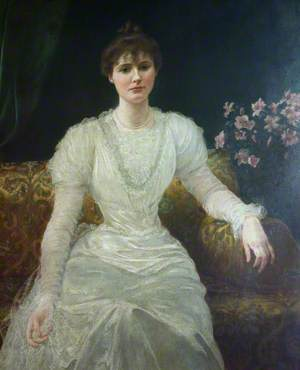 The Artist's Daughter
