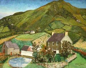 Llanmadoc Hill, Gower