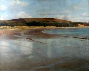 Oxwich Bay, Gower