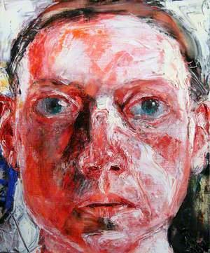 Head I (Self Portrait)