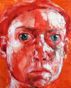 Head III (Self Portrait)