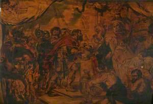 Abraham and Melchisedek