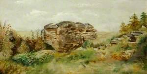 The Buckstone, Monmouth
