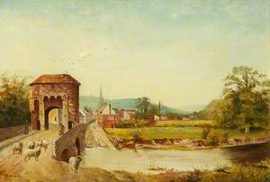 Monnow Bridge and Chippenham