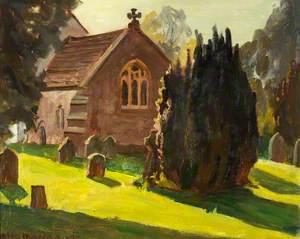 Dixton Church