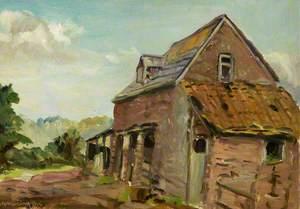 Old Barn, Overmonnow