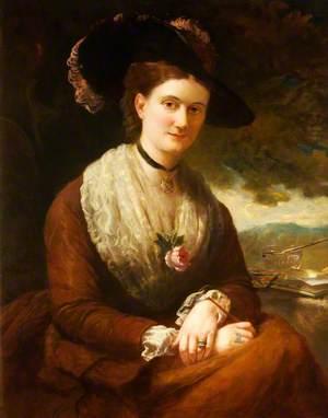 Georgiana Maclean Rolls (1837–1923), Lady Llangattock