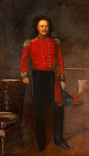 John Alan Rolls (1837–1912), 1st Baron Llangattock