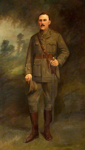 The Honourable John Maclean Rolls (1870–1916), 2nd Baron Llangattock