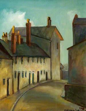 Granville Street, Monmouth, 1948