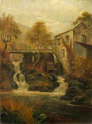 The Old Tuck Mill, Monmouth