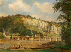 Old Chepstow Bridge