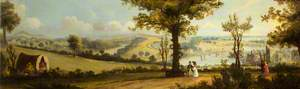 Chepstow Castle and Bridge, Lancaut Cliffs, Piercefield Mansion and the Wyndcliff