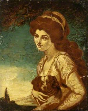 Lady Hamilton (1765–1815), as 'Nature'