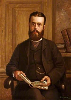 Dr Vincent Andover Wills, Esq., JP (1854–1930)