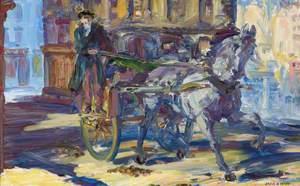 The Hackney Car