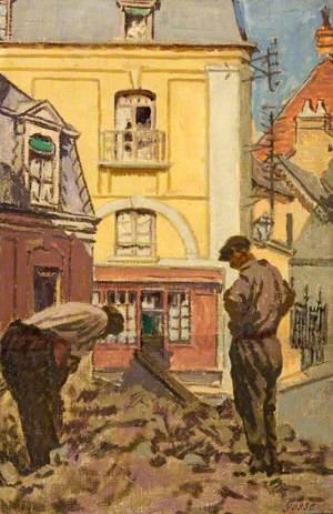 La Rue de L'Oranger, Dieppe