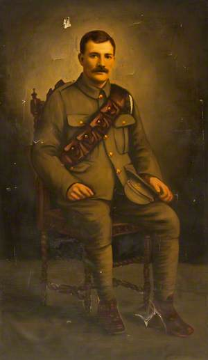 Acting Quartermaster Sergeant John Collins (1880–1951), VC