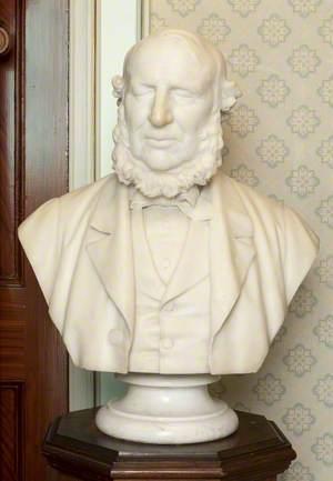 Rees Hopkin Rhys (1819–1899), JP