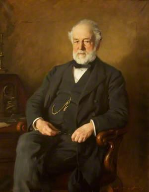 J. H. Rowland, Mayor of Neath (1865, 1871, 1879, 1880 & 1886)