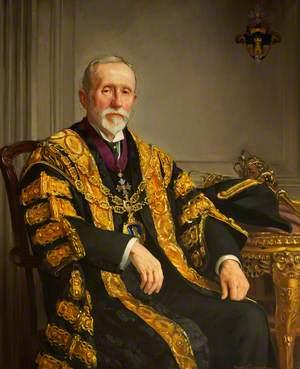 Hopkin Morgan, Mayor of Neath (1894, 1911, 1917 & 1921)