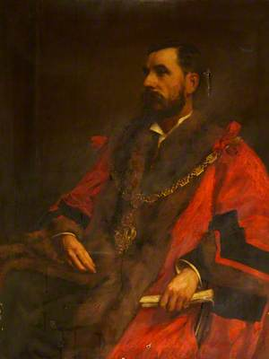 James Davies Llewellyn (1854–1915), Mayor of Neath (1891)