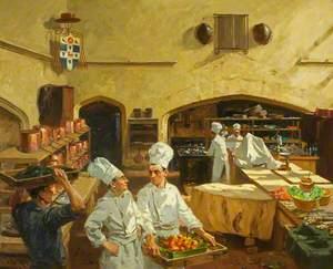 Cardinal's Kitchen