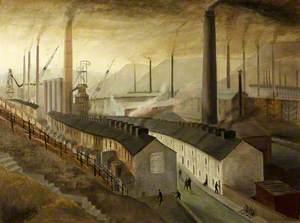 Steelworks, Ebbw Vale