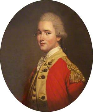 Cornet Edmund Pitts Middleton, 2nd Queen's Dragoon Guards