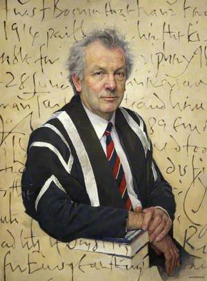 Professor Keith Robbins (b.1940), Senior Vice-Chancellor (1995–2001)
