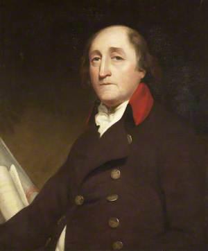 Captain Joseph Huddart